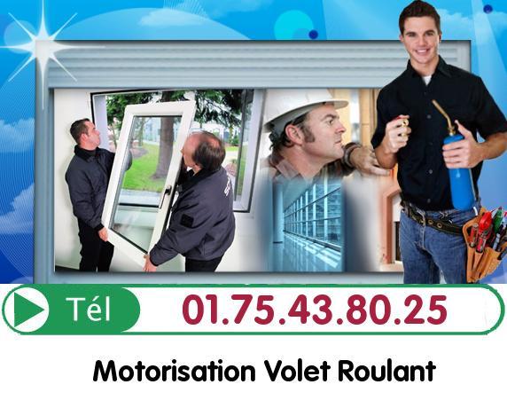 Depannage Volet Roulant Saint Brice sous Foret